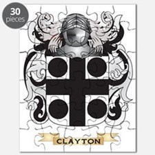 Clayton Coat of Arms Puzzle