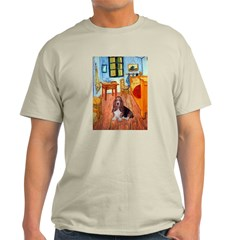 Room with a Basset T-Shirt