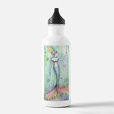 Bubbles Mermaid Fantas Water Bottle