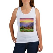 Majestic Sunset Women's Tank Top