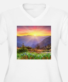 Majestic Sunset T-Shirt