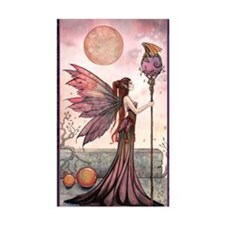 The Golden Dragon Fairy Fantas Decal
