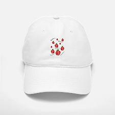 Strawberry Delight Baseball Baseball Cap
