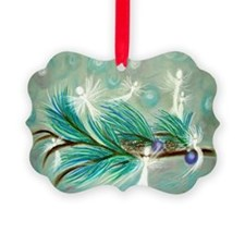 Winter Fairies Ornament