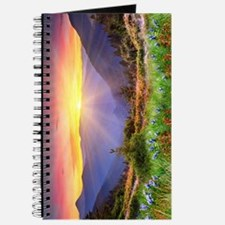 Majestic Sunset Journal
