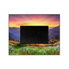 Majestic Sunset Picture Frame