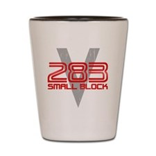 283 Small Block Shot Glass