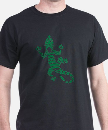 Tribal Gecko T-Shirt