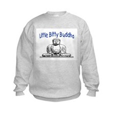 LITTLE BITTY BUDDHA Sweatshirt