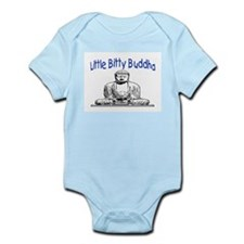 LITTLE BITTY BUDDHA Infant Bodysuit