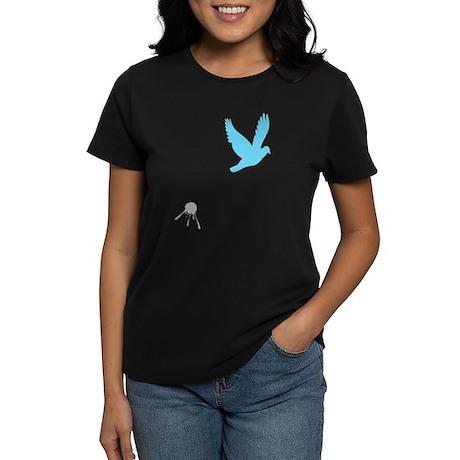 Birded Women's Dark T-Shirt