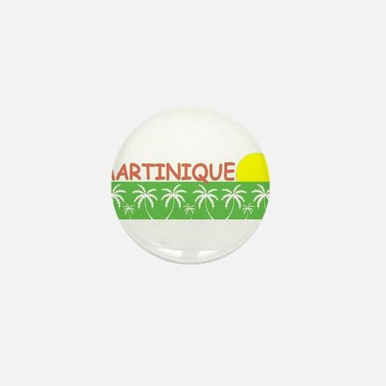 Martinique Mini Button