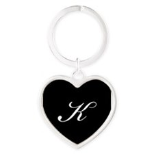 The Letter 'K' Initials & Monogram In Different Co