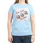 Holy Craps! Women's Light T-Shirt