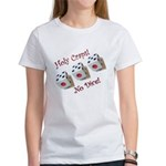 Holy Craps! Women's T-Shirt