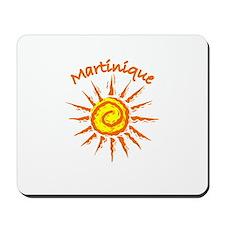 Martinique Mousepad