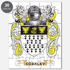 Coakley Coat of Arms Puzzle