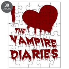 I Love the Vampire Diaries Puzzle