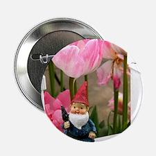 "Hectors Garden 2.25"" Button"