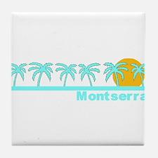 Montserrat Tile Coaster