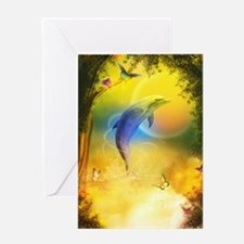 cd_Baby Blanket 1214_H_F Greeting Card