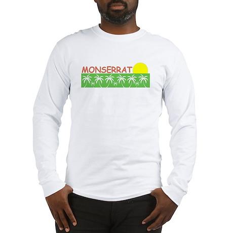 Montserrat Long Sleeve T-Shirt