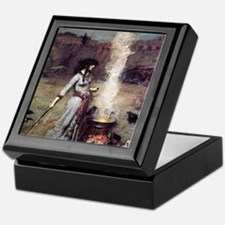 Magic Circle Keepsake Box