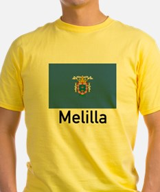 Melilla - Front and Back T