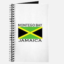 Montego Bay, Jamaica Flag Journal