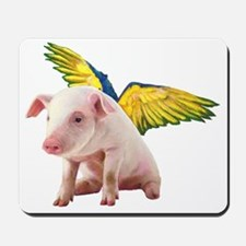 Pigs Fly Mousepad