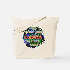 innerbeing Tote Bag