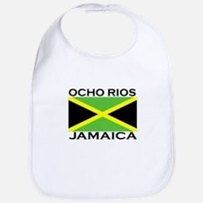 Ocho Rios, Jamaica Flag Bib