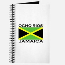 Ocho Rios, Jamaica Flag Journal