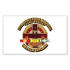 Army - 12th Evacuation Hospital V1 w SVC Ribbon St