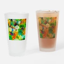 Hipster Gift Drinking Glass