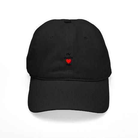 My auntie loves me Black Cap