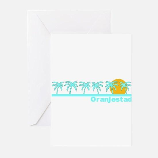 Oranjestad, Aruba Greeting Cards (Pk of 10)