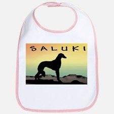Saluki Dog Desert Bib