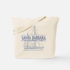 Santa Barbara - Tote Bag