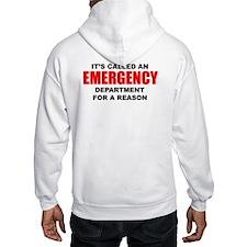 Emergency Department Jumper Hoody