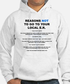 Emergency Department Jumper Hoody