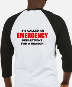 Emergency Department Baseball Jersey