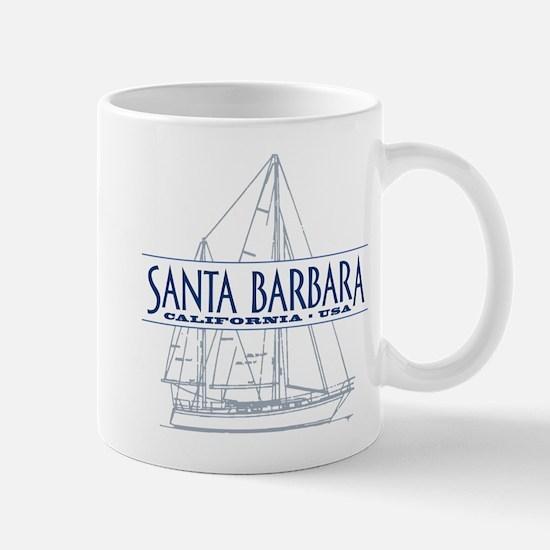 Santa Barbara - Mug