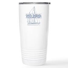 Santa Barbara - Travel Mug