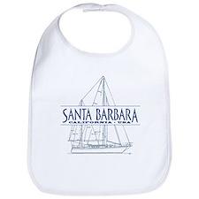 Santa Barbara - Bib