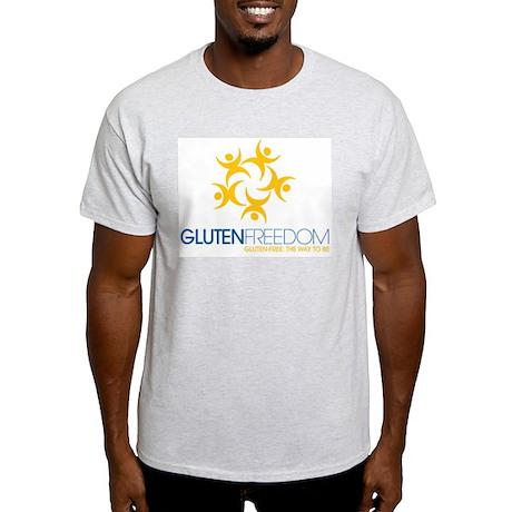 GlutenFreedom Ash Grey T-Shirt