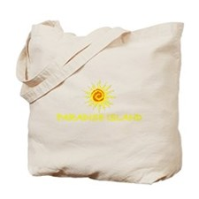 Paradise Island, Bahamas Tote Bag