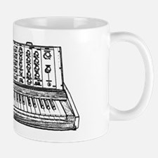 synth black Mug