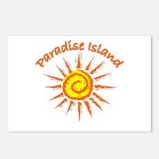 Paradise Island, Bahamas Postcards (Package of 8)