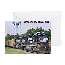 Eastman, Georgia Greeting Card